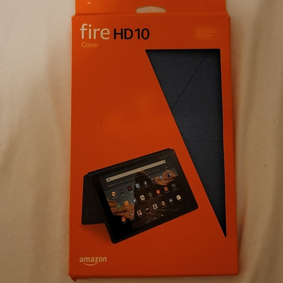 FIRE HD 10 NEW! COVER CASE BLUE COLOR